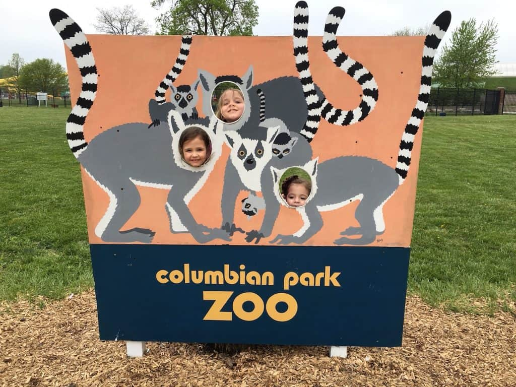 Columbian Park Zoo